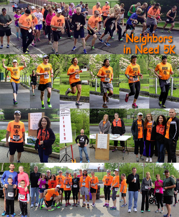 Neighbors in Need 5K