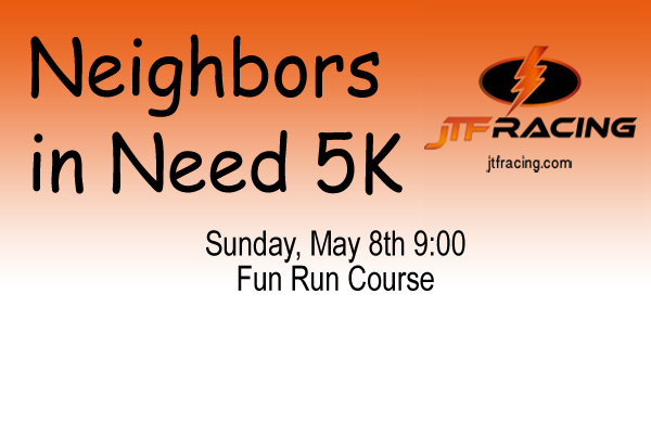 Charity Race on Mother's Day