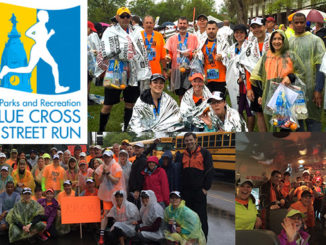RRCW Broad Street Run Photo Collage