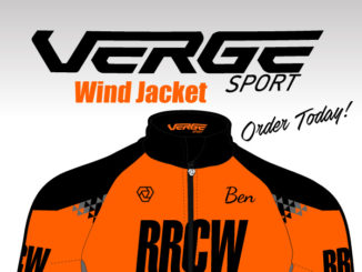 RRCW Verge Sport Wind Jacket Order Today
