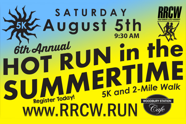 Register Today for the Hot Run!
